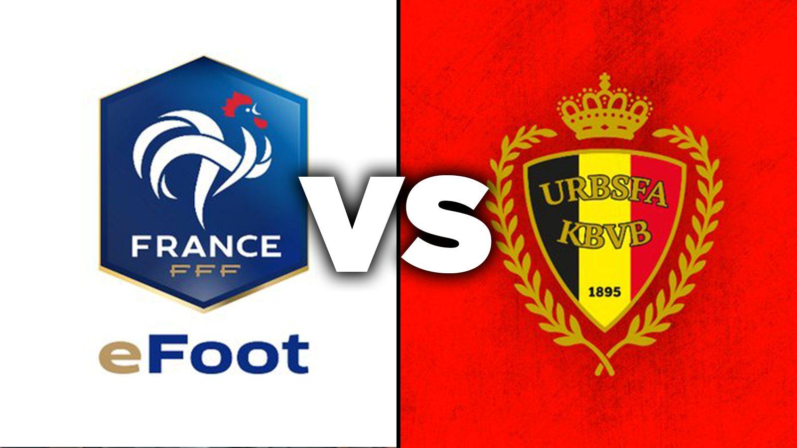 Le premier match de l'Equipe de France eFoot est daté — ESport