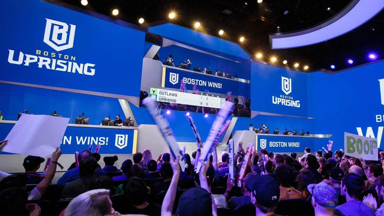 Boston Uprising Release Crusty From Coaching Staff